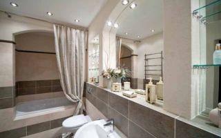 Выбираем зеркало для ванной: отличительные особенности