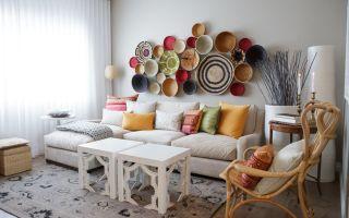 Как украсить гостиную и создать декор своими руками?