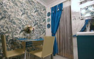 Советы хозяйкам: оформляем дверной проем при помощи штор