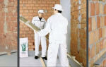 Выравнивание стен гипсокартоном на клей или каркас
