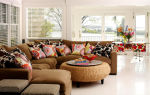 Выбираем подушки для гостиной