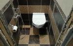 Ремонт туалета: фото инструкция работ своими руками