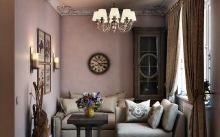 Оригинальный интерьер маленькой гостиной (40 фото)