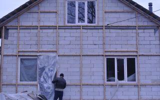 Чем и как утеплить дом из газобетона снаружи