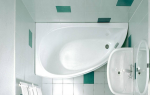 Каким должен быть ремонт в маленькой ванной комнате