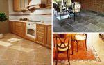 Плитка для кухни на пол: напольную как выбрать, кухонный кафель какой лучше, плит размеры, как положить