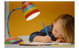 Как выбрать настольную лампу: несколько рекомендаций