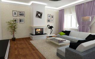 Рекомендации по оформлению гостиной комнаты