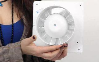 Бесшумные вентиляторы для ванной: выбор и монтаж