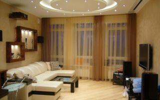 Какие идеи дизайна для зала существуют?