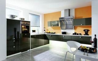 Стиль хайтек в интерьере: кухня, гостиная, спальня (38 фото)