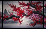 Картины в японском стиле своими руками: живопись и объем