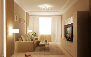 Как сделать интерьер в небольшой гостиной своими руками?