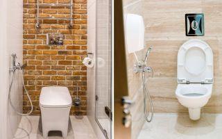 Что удобнее в санузле: гигиенический душ или биде?