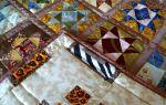 Лоскутная мозаика: пэчворк своими руками, картинки на бумаге, программа кружка, что такое колодец, фотогалерея, видео-инструкция