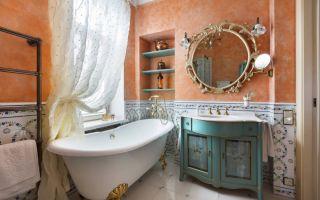 Дизайн и интерьер ванной комнаты: комфорт и практичность