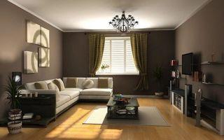 Варианты дизайна зала в квартире