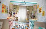 Дизайн детской комнаты для двух разнополых детей: стилизация и оформление (50 фото)