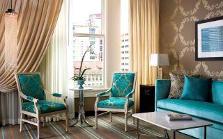 Какие шторы подойдут к зеленым обоям: рекомендации дизайнера