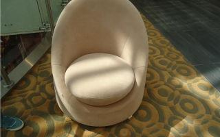 Как смастерить мягкое кресло своими руками