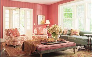 Страстный красный! как использовать красный цвет в интерьере