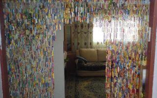 Необычные шторы своими руками: рекомендации по их созданию (фото)