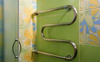 Как поменять полотенцесушитель в ванной комнате