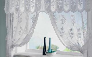 Шторы в зал из вуали: красота и практичность