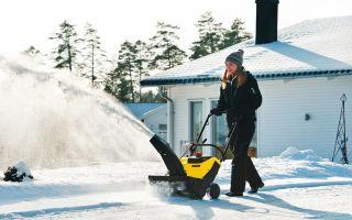 Как работает снегоуборщик?