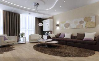 Как оформить интерьер гостиной в современном стиле?