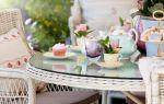 ☕сервировка чайного стола: подготовка, декор и выбор сладостей