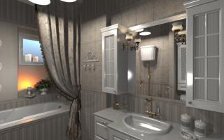 Ванная в английском стиле – британский традиционализм в дизайне санузла