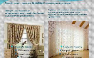 Меняем пропорции интерьера: какие виды шторы выбрать?