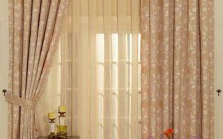 Узнайте все про шторы из полиэстера: от выбора до ухода