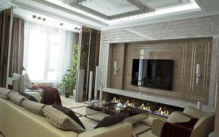 Как создать идеальный интерьер гостиной комнаты