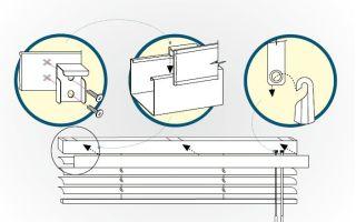 Как повесить жалюзи на пластиковое окно: инструкция и полезные советы