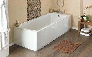 Разновидности ванн: решающие достоинства и недостатки