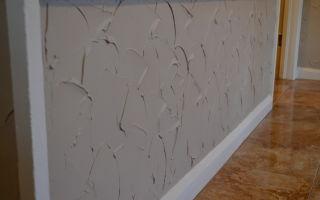 Выравнивание стен в ванной перед поклейкой обоев