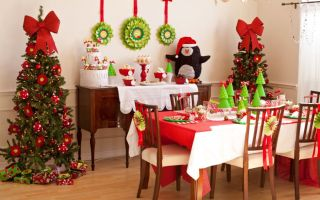 Как украсить дом к новогодним праздникам