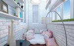 Красивый балкон — место для отдыха в современных квартирах