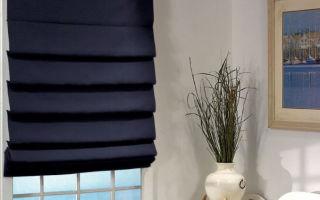 Выбираем римские и рулонные шторы в оби: советы дизайнеров