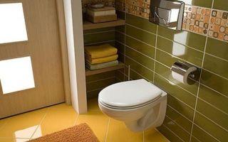 Какой лучше выбрать для монтажа в туалетной комнате подвесной унитаз?
