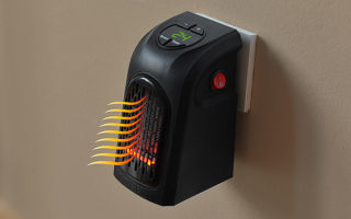 Портативный обогреватель rovus handy heater или жесткий обман