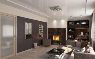 Дизайнерские идеи отделок потолков