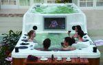 Гидромассажный бассейн spa – максимум пользы и релакса!