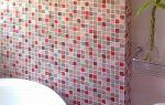 Самоклеющаяся пленка для ванной комнаты — плюсы и минуса