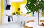 Как выбрать цвет стен на кухне: создание гармонии помещения (42 фото)