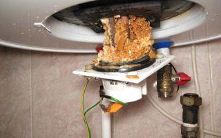 Как самостоятельно отремонтировать водонагреватель?