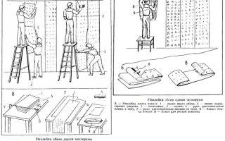 Как клеить обои на гипсокартон – советы и инструкция