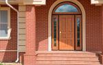 Выбираем входные уличные двери